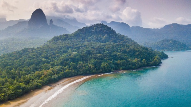 Visiting the West African islands of Sao Tome and Principe: The two  intriguing island destinations no one can locate on a map