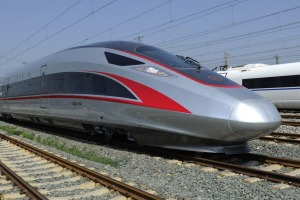 With 35,000 kilometres of track, China has the world's largest high-speed train network. But which country has the ...