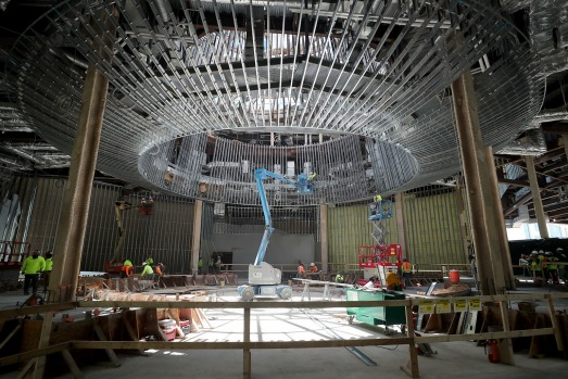 Construction is almost completed at the Seminole Hard Rock Hotel & Casino Hollywood and is scheduled to open on October ...