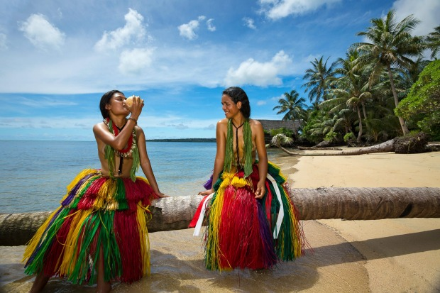Micronesia, 2,800km from Cairns: Another potential Pacific paradise that hasn't been tapped, Micronesia is split over ...