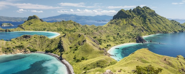 See Komodo National Park in Indonesia on a Bali-to-Sydney cruise with Viking.