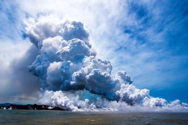 VOLCANOES: The Big Island is getting bigger all the time, often in very dramatic fashion. You can explore its two giant ...