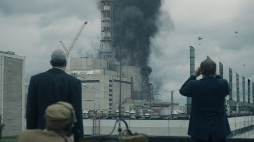 HBO's Chernobyl - a mix of real events and fictional accounts - immediately hit a nerve when it was released this spring.