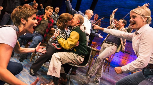 The Broadway musical Come from Away is coming to Melbourne in July.