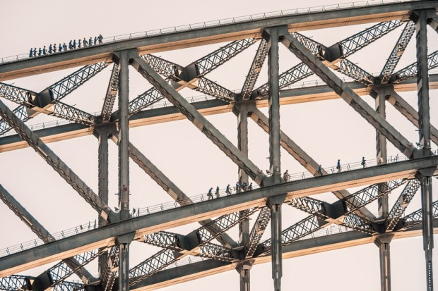 Sydney Bridgeclimb: Yes, it is outrageously expensive to climb the Sydney Harbour Bridge. But it is really good fun and ...