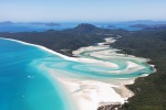 The Whitsundays: OK, OK, lots of Australians go to Queensland's Whitsunday Islands. But that usually means an island ...