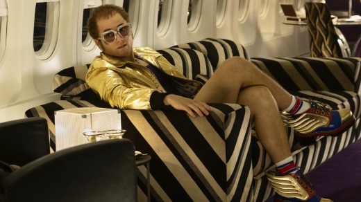The airline was also criticised for showing an edited version of Elton John biopic Rocketman.
