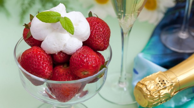 Ads for Wimbledon featuring the event's iconic strawberries and cream have been banned in London. Do you know why?