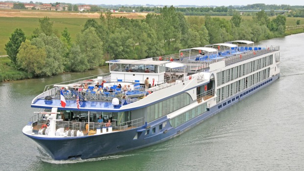 See the sights of Europe on a river cruise.