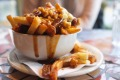 Poutine: One of the world's truly inspired (drunken) comfort foods.