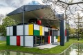 Pavilion Le Corbusier was the last building designed by its namesake before he died in 1965.