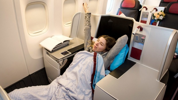 Business class is wonderful, but is it worth the money?