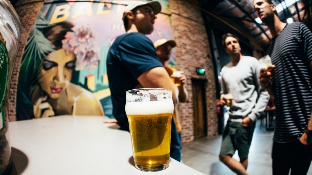 Balter Brewing Company is the hippest place for Sunday sessions on the Gold Coast.