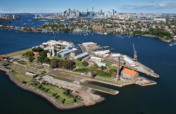 Cockatoo Island, NSW: With a prime position in Sydney Harbour, Cockatoo Island's convict era heritage makes it a World ...