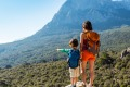 Travelling with kids can be challenging, but also very rewarding.