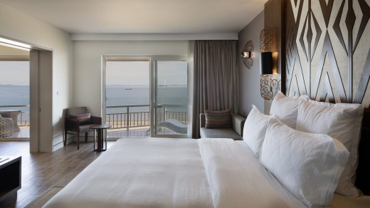A room with ocean views.