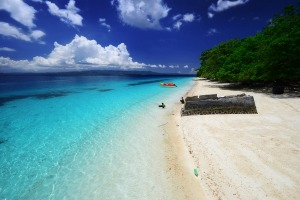 From a tourist perspective, Ambon is no Bali. Western visitors are few and far between.
