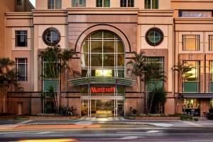 Brisbane's landmark Marriott, close to the city centre, has undergone a $20 million makeover.