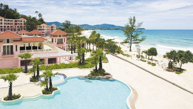 Centara Grand Beach Resort Phuket.