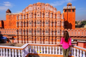 Head to Jaipur, India if you want to get a lot of Instagram likes.