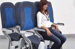 Aviointeriors has been promoting the Skyrider design since 2010.