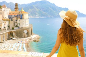 More travellers are choosing to set out solo.