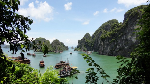 Beautiful Vietnam.