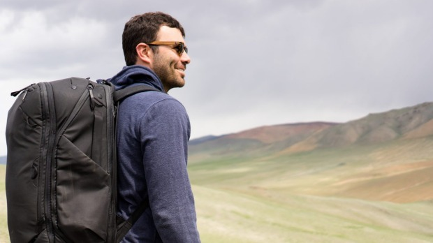 Peak Design's Travel Backpack 45L is specially designed to help carry your camera gear.