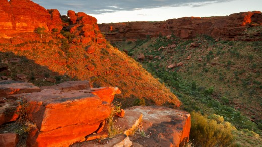 Central Australia: Kings Canyon Resort's new glamping experience