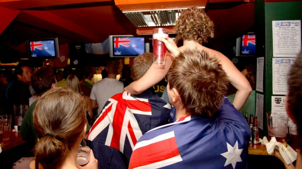 There's a stigma about Australian travellers – mostly among other Australian travellers.