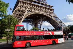 Paris is set to ban tour buses from the city centre, with the mayor urging visitors to use alternative forms of transport.