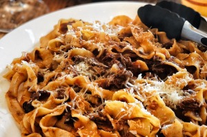 Pappardelle Glendon