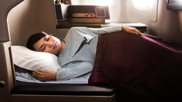 Missing business class? You can now experience some of its perks at home.