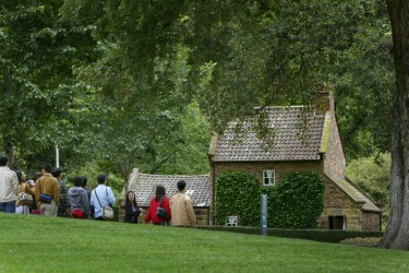 Cooks' Cottage, Melbourne: The cottage standing proudly in Melbourne's Fitzroy Gardens was originally built in Great ...