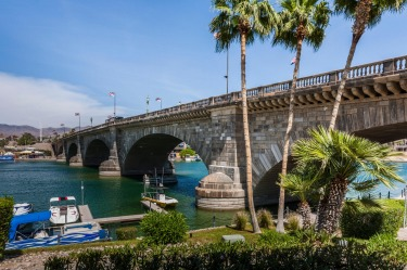 London Bridge, Arizona The current London Bridge in London is not the original – it was only opened in 1973. The ...