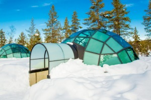 Always dreamed of seeing the Northern Lights, but not too keen on frostbite? Then Kakslauttanen Arctic Resort is the ...