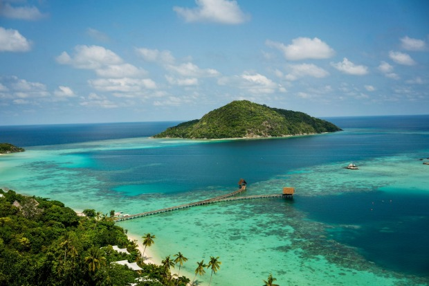 INDONESIA - Bawah Reserve  Yes, it's set in a picturesque Indonesian archipelago and yes, it offers free daily spa ...