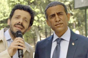 Alitalia has apologised for the  advertisement featuring an actor former American leaders Barack Obama.