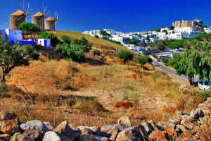 There is something special about Patmos. Locals will tell you the island vibrates with its own energy.