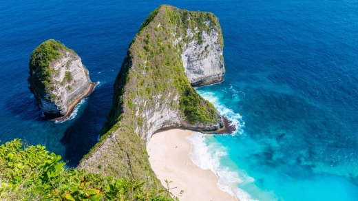 Kelingking Beach, Bali: The hidden beach overrun by Instagram tourists