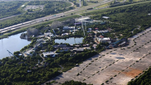 The abandoned New Orleans amusement park that has stood empty since Hurricane Katrina in 2005 may finally be torn down.