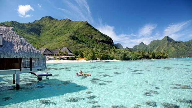 It's difficult to surpass the Hilton Moorea Lagoon Resort & Spa and its breathtaking tropical setting.