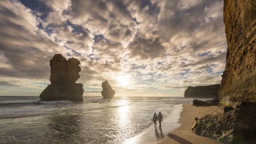 It pays to take your time exploring all the delights of the Great Ocean Road.