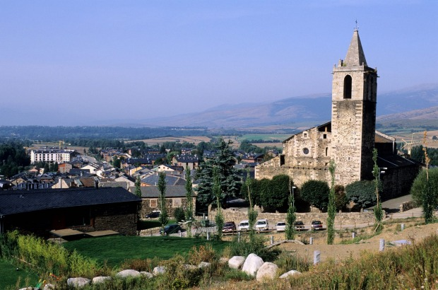 Llívia, Spain: A smidge east of Andorra, Llívia is only about 2km away from the rest of Spain, but it is completely ...