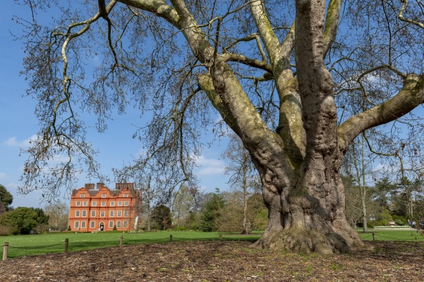 KEW PALACE: There's a very poignant story behind this palace. Most Londoners don't know Kew has a palace - yet the story ...