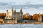 THE TOWER OF LONDON: How times have changed. The Tower of London was built by William the Conqueror after his Norman ...