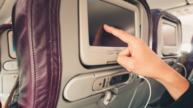 Seat-back screens are set to become a thing of the past.