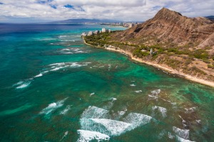 Leahi (Diamond Head) means ''brow of the tuna''.