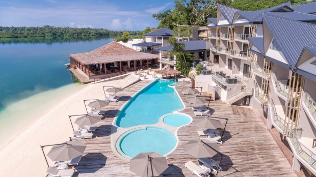 Family fun awaits in Vanuatu.