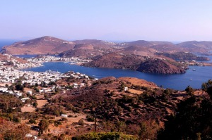 Patmos is free from the tourist crowds that flock to other Greek islands.